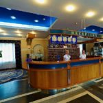 Planeta Hotel Reception