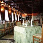 Garni Hotel bar