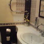 Garni Hotel bathroom