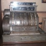 Hermitage Hotel bar machine