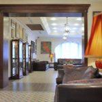 Hermitage Hotel room