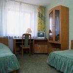 Luchesa Hotel room