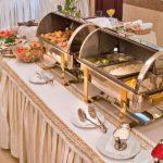 Minsk Hotel eat