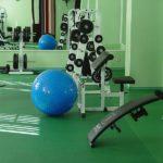 Minsk Hotel gym