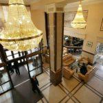 Minsk Hotel hole